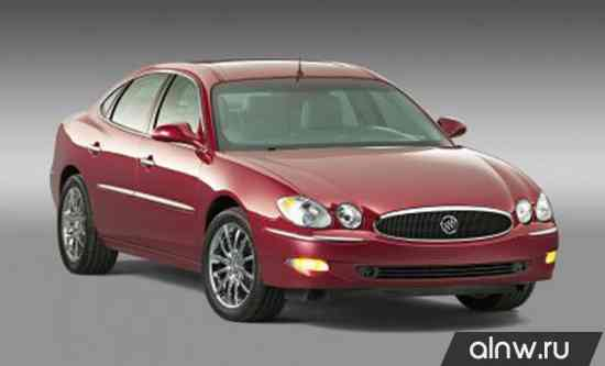 Buick LaCrosse I (North America) Седан