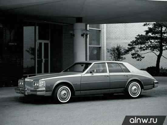 Cadillac Seville II Седан