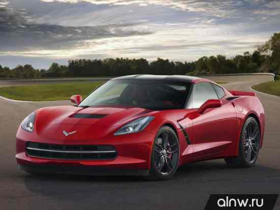 Chevrolet Corvette C7 Stingray Купе