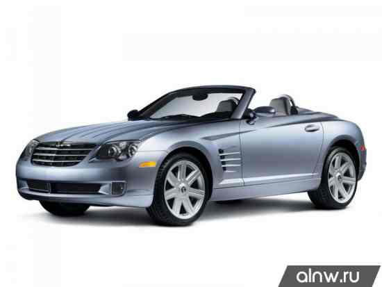 Руководство по ремонту Chrysler Crossfire  Кабриолет