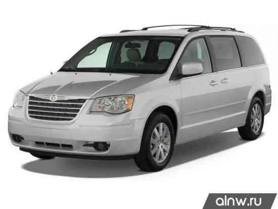 Руководство по ремонту Chrysler Town & Country V Минивэн
