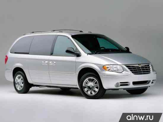 Chrysler Town & Country IV Минивэн