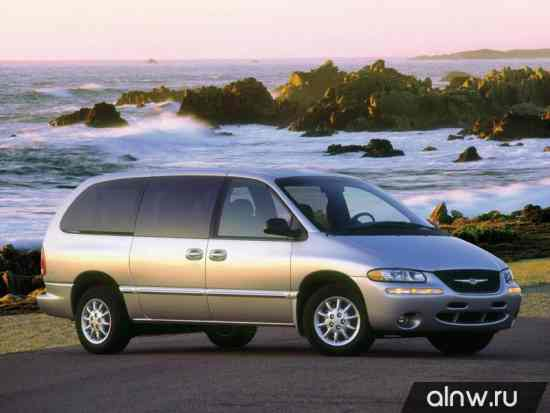 Chrysler Town & Country III Минивэн