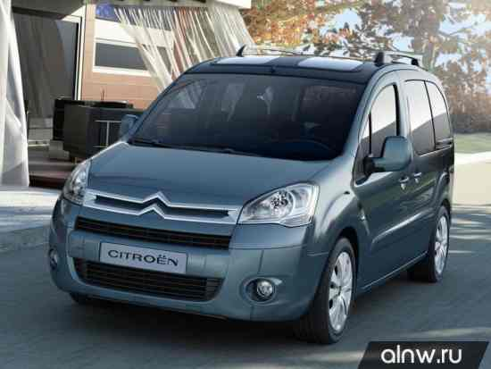 Программа диагностики Citroen Berlingo II Компактвэн