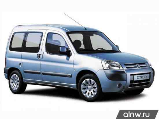 Citroen Berlingo I Компактвэн