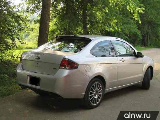 Ford Focus II (North America) Купе