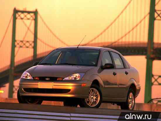 Ford Focus I (North America) Седан