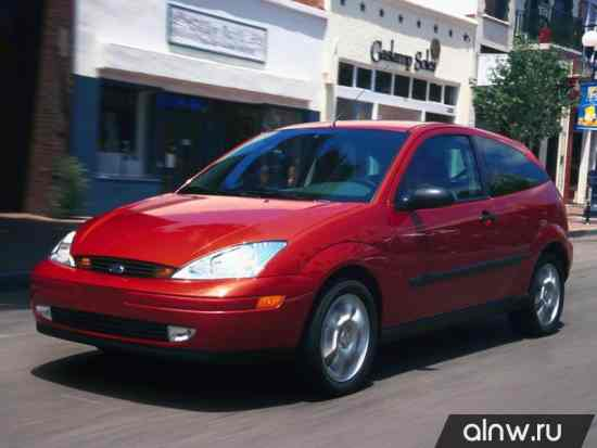 Ford Focus I (North America) Хэтчбек 3 дв.