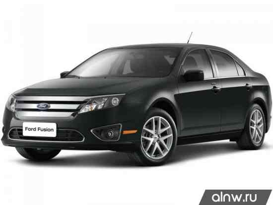 Ford Fusion (North America) I Седан