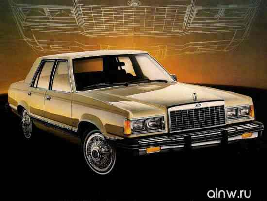 Ford Granada (North America) II Седан