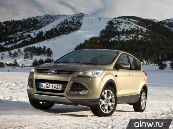 руководство по ремонту ford kuga 2 скачать бесплатно