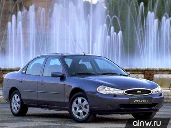 Ford Mondeo II Седан