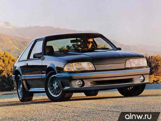 Ford Mustang III Купе