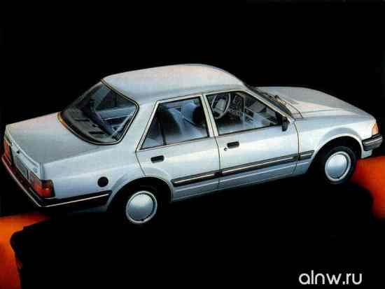 Ford Orion I Седан