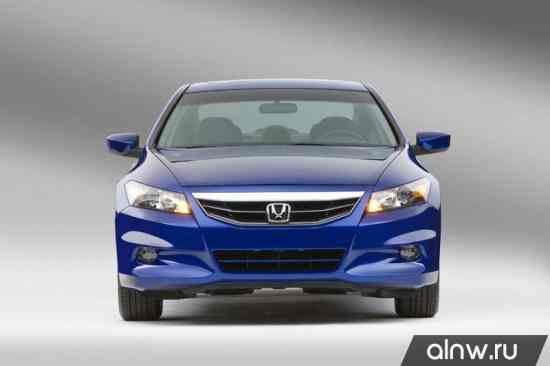 Инструкция по эксплуатации Honda Accord VIII Купе