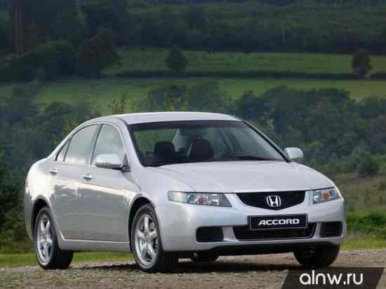 Руководство по ремонту Honda Accord VII Седан