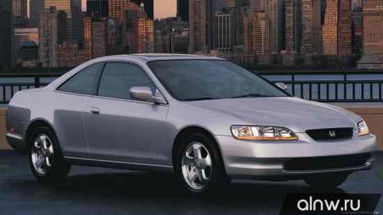Honda Accord VI Купе