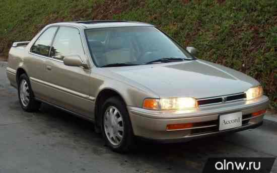 Honda Accord IV Купе
