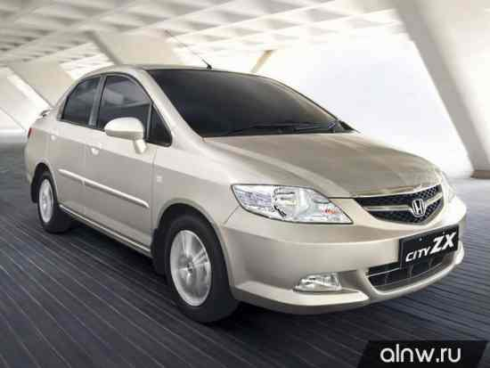 Руководство по ремонту Honda City IV Седан