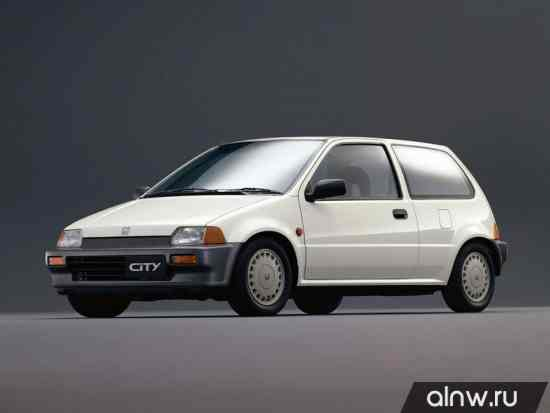 Honda City II Хэтчбек 3 дв.
