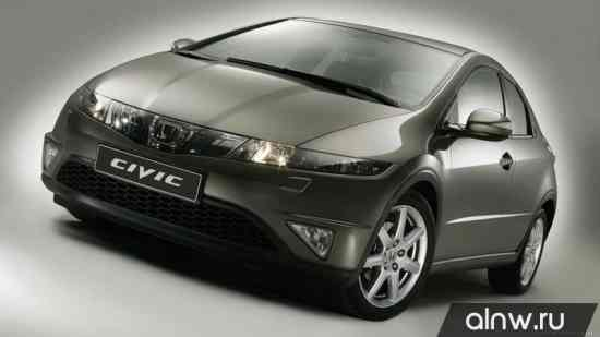 Honda Civic VIII Хэтчбек 5 дв.
