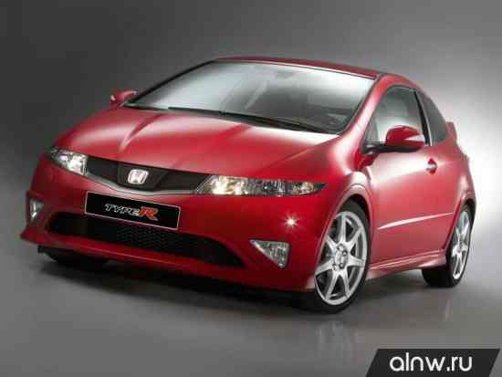 Honda Civic VIII Хэтчбек 3 дв.