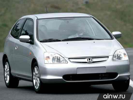 Honda Civic VII Хэтчбек 3 дв.