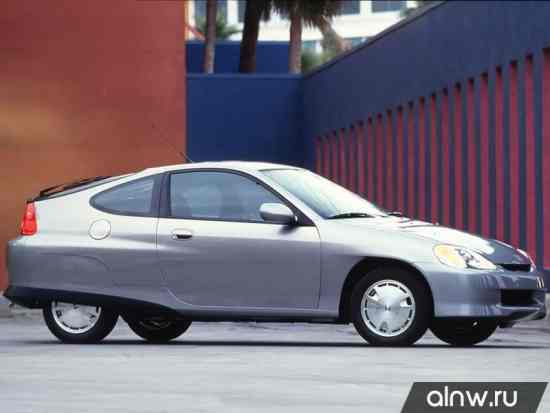 Инструкция по эксплуатации Honda Insight I Купе
