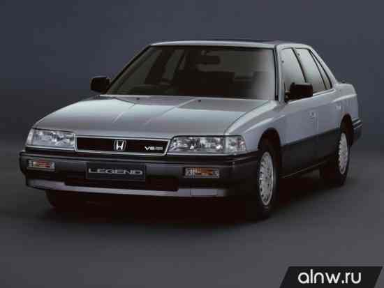 Honda Legend I Седан