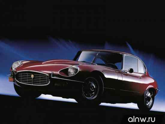 Jaguar E-type 22 Series 3 Купе