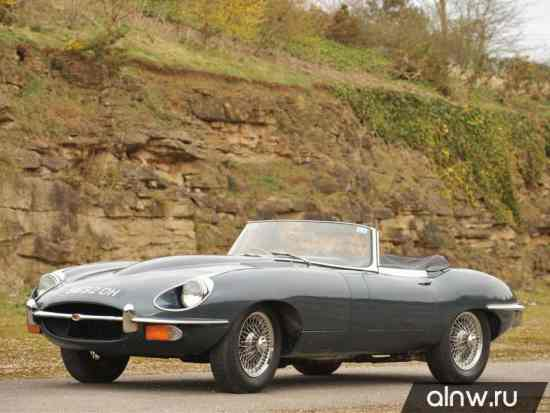 Jaguar E-type Series 2 Кабриолет