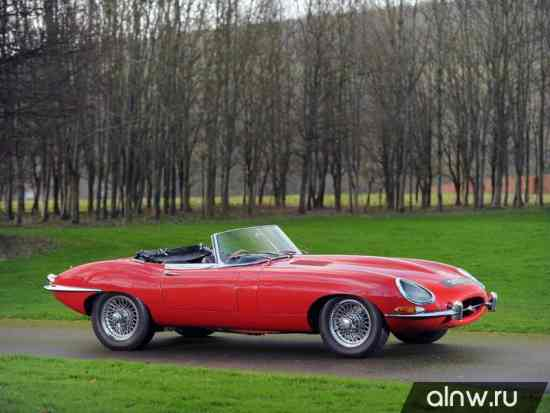 Jaguar E-type Series 1 Кабриолет
