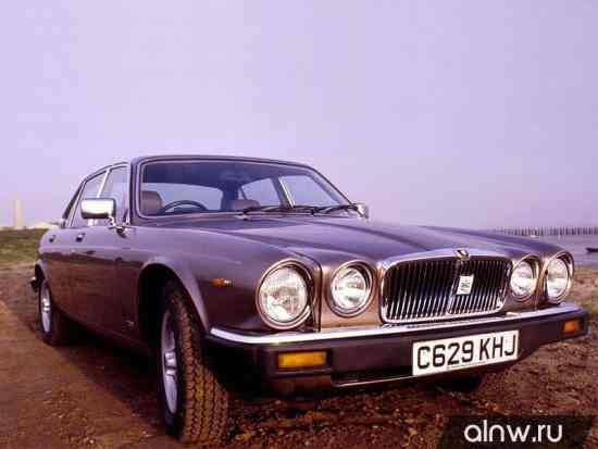 Jaguar XJ I (Series 3) Седан