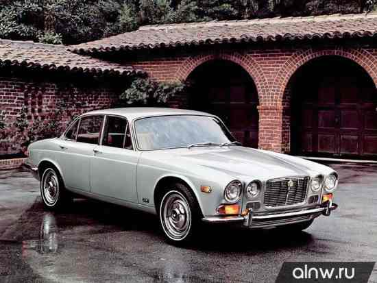 Jaguar XJ I (Series 1) Седан