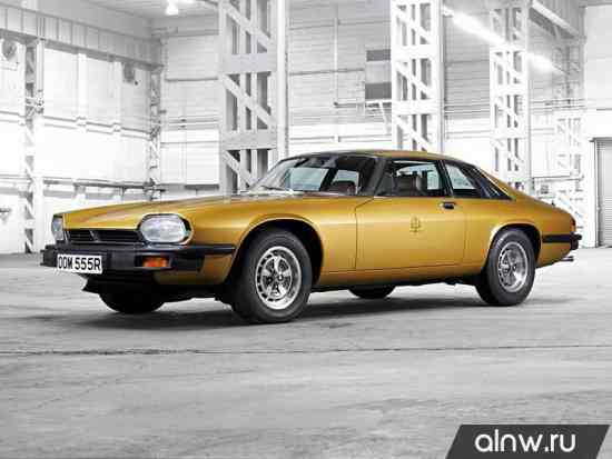 Jaguar XJS Series 2 Купе