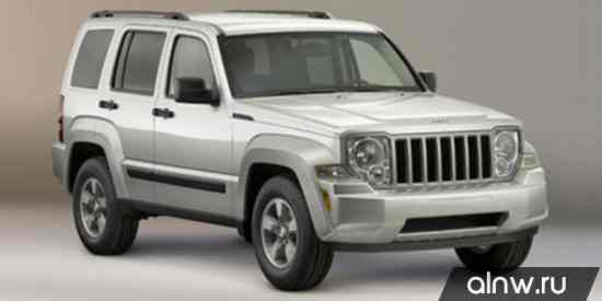 Jeep Liberty (North America) II Внедорожник 5 дв.