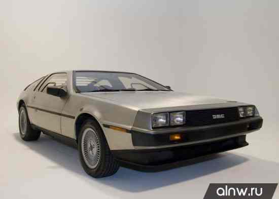 Руководство по ремонту DeLorean DMC-12