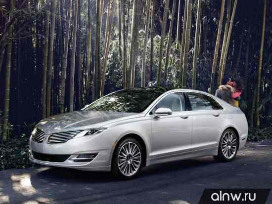 Lincoln MKZ II Седан