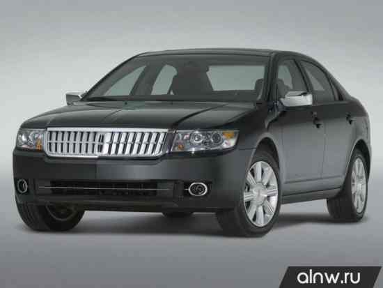 Lincoln MKZ I (Zephyr) Седан