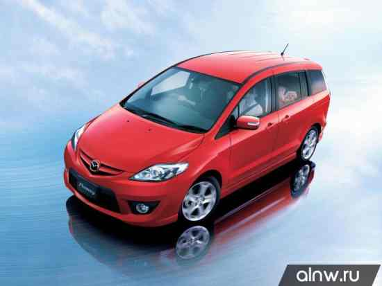 Программа диагностики Mazda Premacy II (CR) Компактвэн