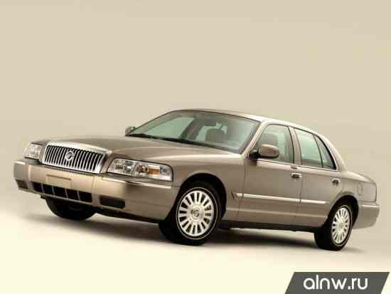 Руководство по ремонту Mercury Grand Marquis IV Седан