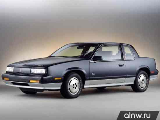 Oldsmobile Cutlass Calais  Купе