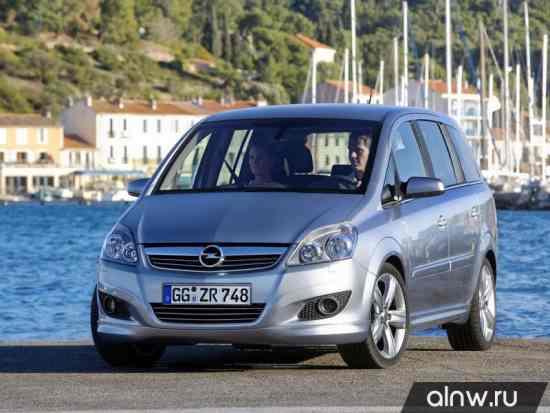 Opel zafira инструкция эксплуатации