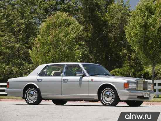 Rolls-Royce Silver Spur Mark IV Седан