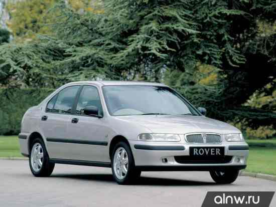 Rover 400 II (HH-R) Седан