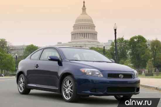 Scion tC I Купе