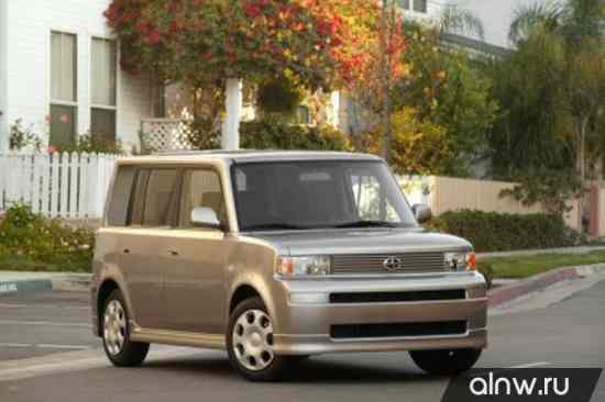 Scion xB I Компактвэн