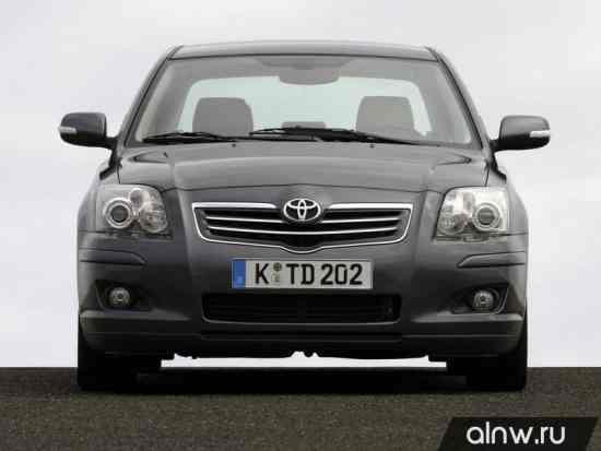 Toyota Avensis Руководство Пользователя