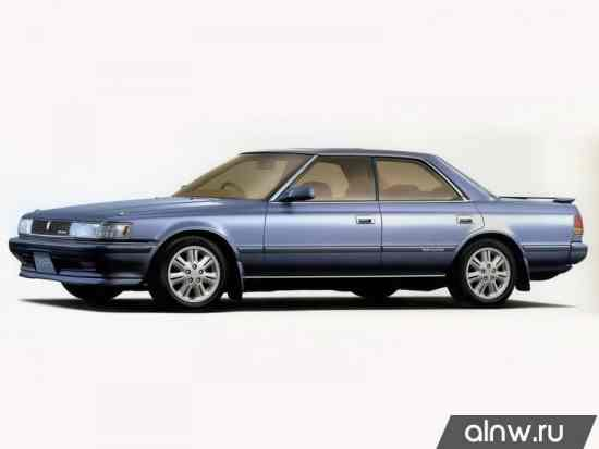 Toyota Chaser IV (X80) Седан