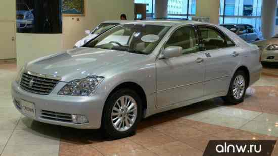 Toyota Crown Majesta IV (S180) Седан